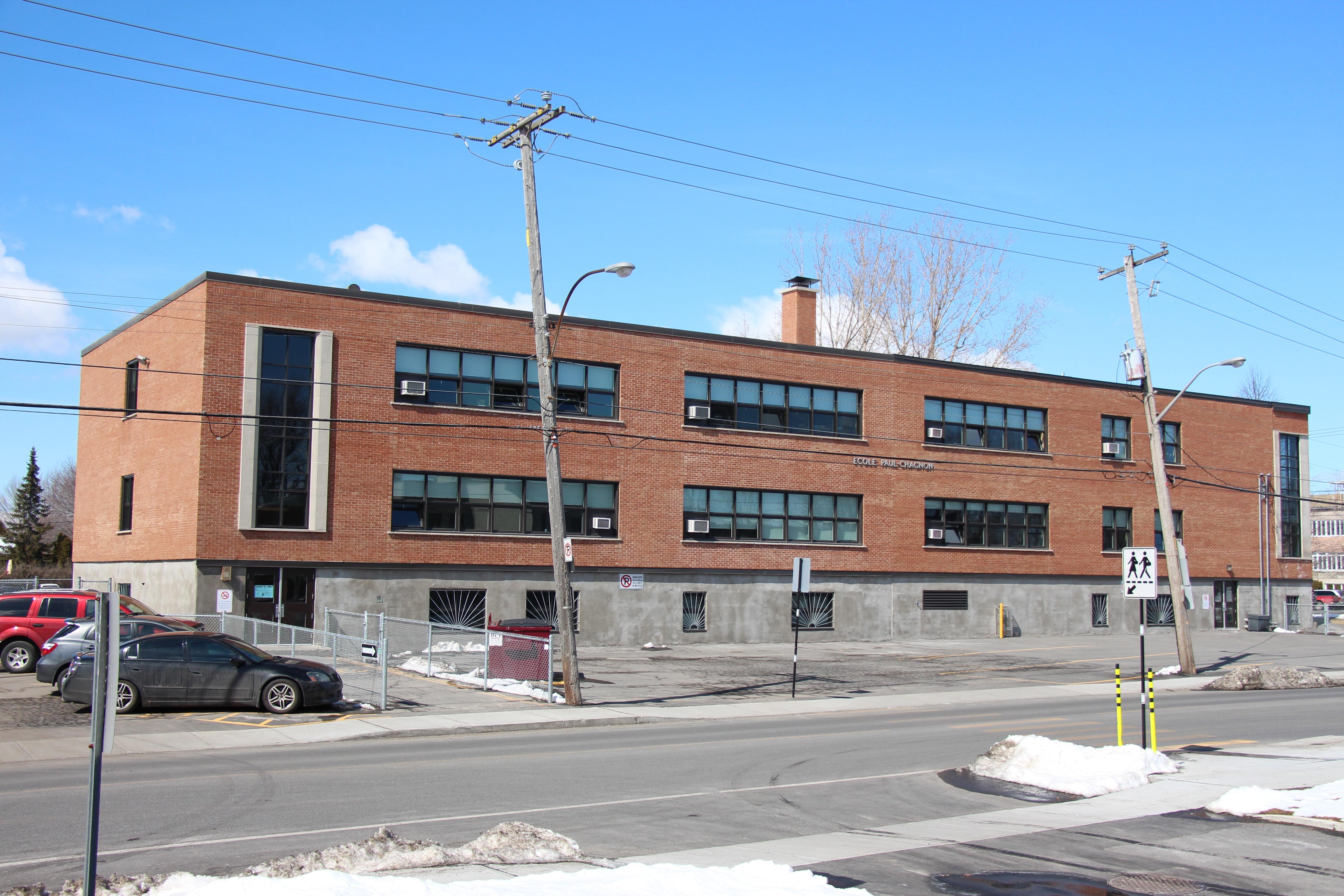 École Paul-Chagnon